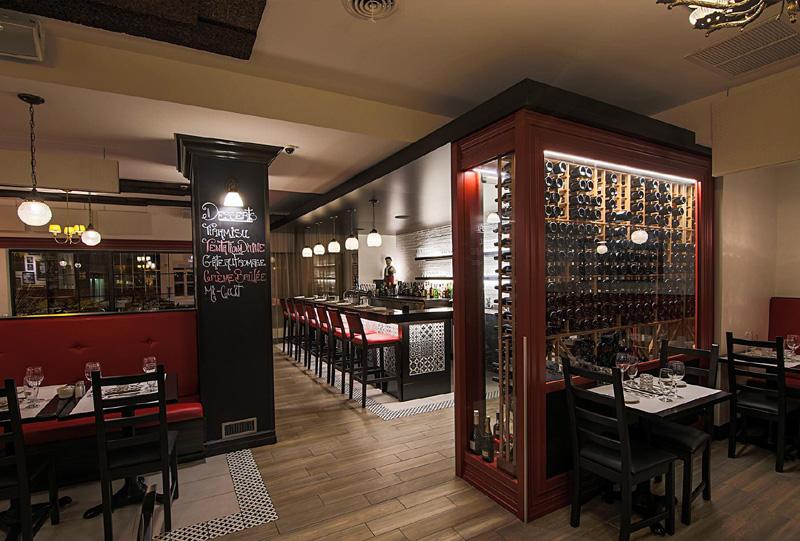 Restaurant St-Hyacinthe - PÉPÉ Trattoria-cellier